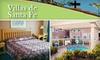Villas de Santa Fe *DRM* - Historic St. Catherine's: $69 for an Overnight Stay at Villas de Santa Fe (Up to $288 Value)