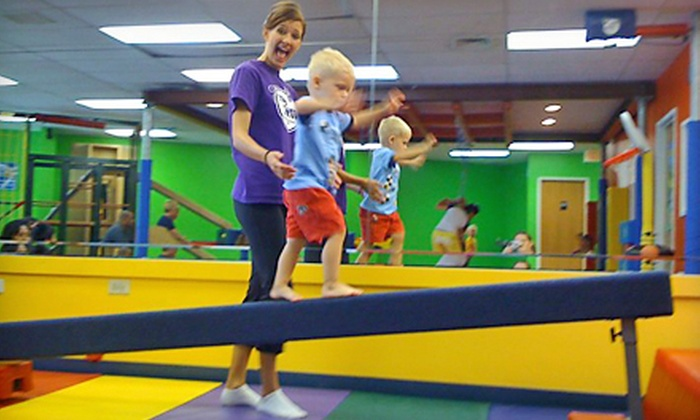 My Gym Hawaii - Multiple Locations: $40 for a Lifetime Family Membership and One Month of Classes for One Child at My Gym Hawaii
