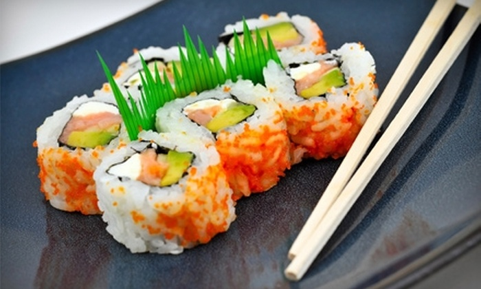 Amber - Upper East Side: $20 for $40 Worth of Asian Cuisine and Drinks at Amber