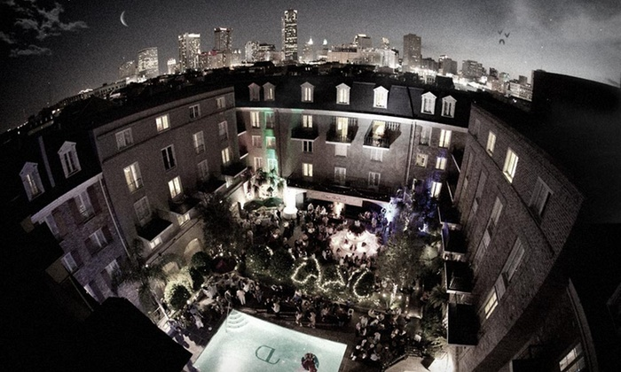 Maison Dupuy Hotel - French Quarter: $99 for a One-Night Weekday Stay with Breakfast for Two at Maison Dupuy Hotel in New Orleans (Up to $171 Value)