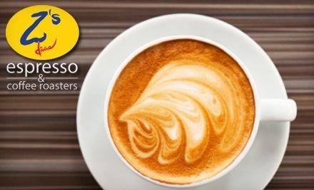 $10 Groupon to Zs Divine Espresso - Z's Divine Espresso in Lawrence