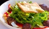 River City Grille - New York: Upscale American Cuisine for Two at River City Grille (Up to 43% Off). Two Options Available.