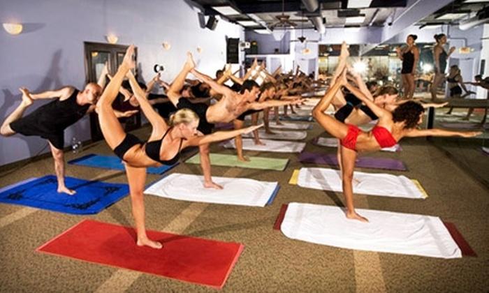 Bikram Yoga Paradise Valley - Paradise Valley: $35 for One Month of Unlimited Yoga at Bikram Yoga Paradise Valley ($160 Value)