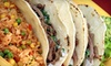 Up to 55% Off Meal for Two at Fiesta Mexican Grill