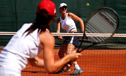 image for $220 for $440 Worth of Services — ATX <strong>Tennis</strong> Lessons - Austin, TX