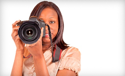 Basics of Digital Photography Class and Ten 8