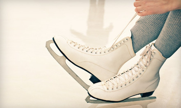 Pines Ice Arena - Pembroke Pines: Two-Hour Public-Skating Session or Eight-Week Learn to Skate Class at Pines Ice Arena in Pembroke Pines (Up to 67% Off)