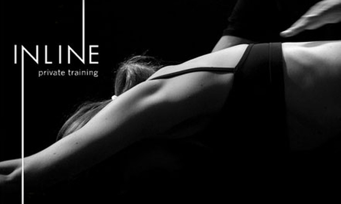 INLINE Private Training - Upper Fells Point: $20 for One Month of Unlimited Pilates Mat Classes at Inline Private Training (Up to $256 Value)