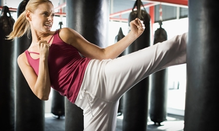 McCall Mixed Martial Arts - Lake Houston: $49 for One Month of Unlimited Mixed-Martial-Arts Training and More at McCall Mixed Martial Arts in Humble