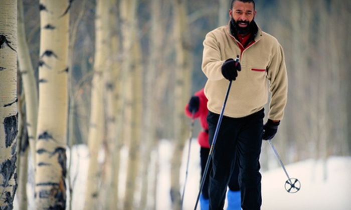Orenda Springs - Marcellus: Cross-Country-Ski Outing or Rustic Overnight Outing for 2 or Up to 10 at Orenda Springs in Marcellus (Half Off)
