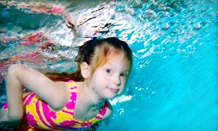Swim Jim - Multiple Locations: $79 for One Month of Group Swim Classes at Swim Jim ($170 Value)