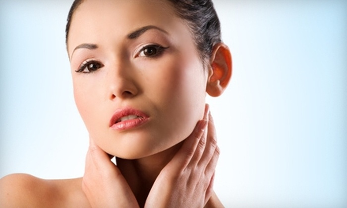 Zoe Salon & Spa - Multiple Locations: $109 for a Microdermabrasion Treatment, Facial, and Glycolic Peel at Zoe Salon & Spa ($265 Value)