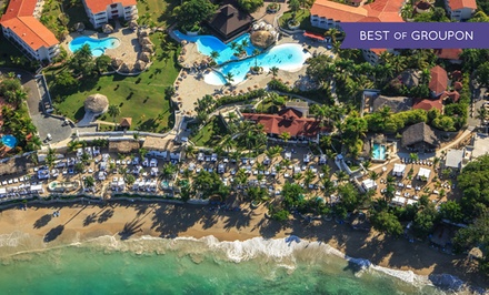 Groupon Deal: All-Inclusive Stay for 2 at The Tropical at Lifestyle Holidays Vacation Resort in Dominican Republic. Incl. Taxes & Fees