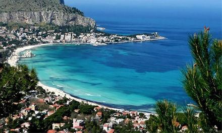 Palermo: camera matrimoniale per 2 persone o casa per 4 persone Baglio San Giovanni