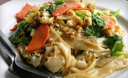 $30 Groupon to Thai Place - Thai Place in Kansas City
