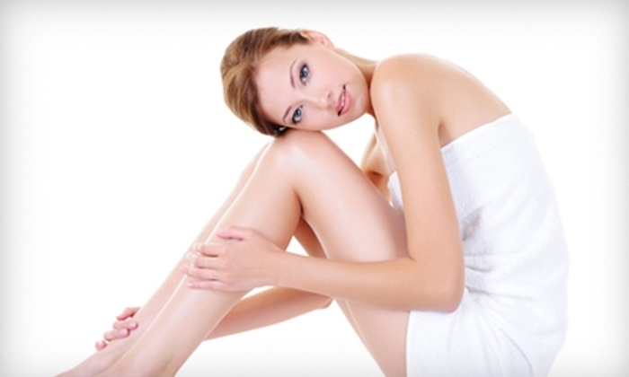 Aesthetic Laser and Skin - Puyallup: $99 for $650 Toward Laser Hair-Removal Treatments or Zerona Body-Slimming at Aesthetic Laser and Skin in Puyallup