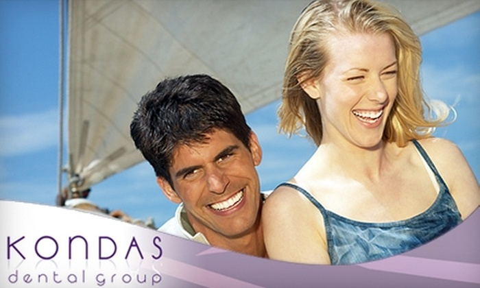Kondas Dental Group - Huber Heights: $59 for Comprehensive Dental Exam and Cleaning at Kondas Dental Group