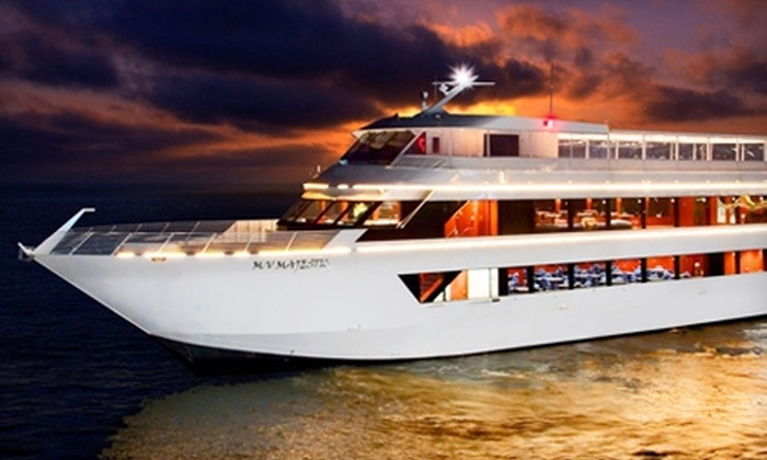 Pacific Avalon Yacht Charters - Mariners Mile: $109 for Two Tickets to a Wine-Tasting Cruise from Pacific Avalon Yacht Charters in Newport Beach (Up to $240 Value)