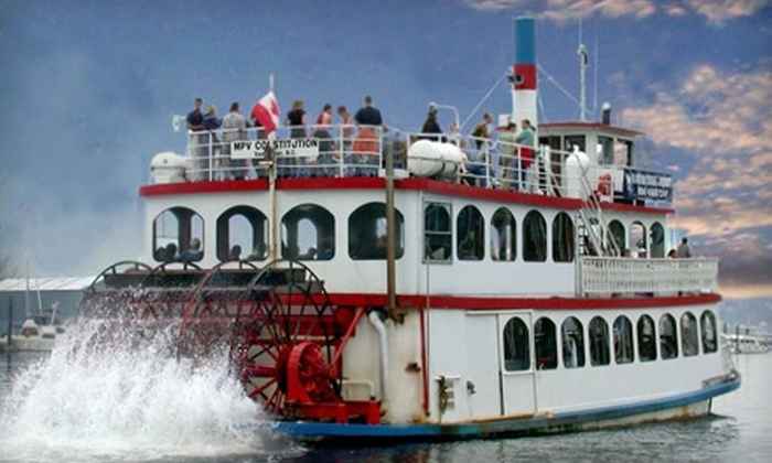Harbour Cruises & Events - Downtown Vancouver: $29 for Two Adult Admissions to Vancouver Harbour Tour from Harbour Cruises & Events ($59.90 Value)