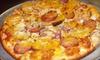 Giovanni's Brick Oven Pizzeria - Glastonbury Center: $10 for $20 Worth of Pizza at Giovanni's Brick Oven Pizzeria in Glastonbury