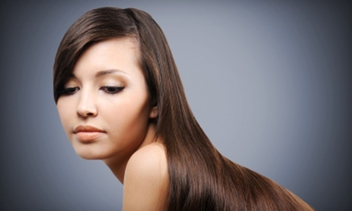 Salon Couture - Danvers: Keratin Smoothing Treatments at Salon Couture in Danvers. Three Options Available.