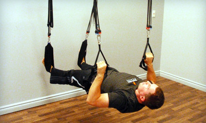 McEntire Pilates - Downtown Rochester: $69 for Four BioCored Classes at McEntire Pilates in Rochester ($140 Value)