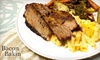 Bacon & Bakin' Catering - Tallahassee: $25 for $50 Worth of Home-Style Meals and Baked Goods from Bacon & Bakin' Catering and Cakery