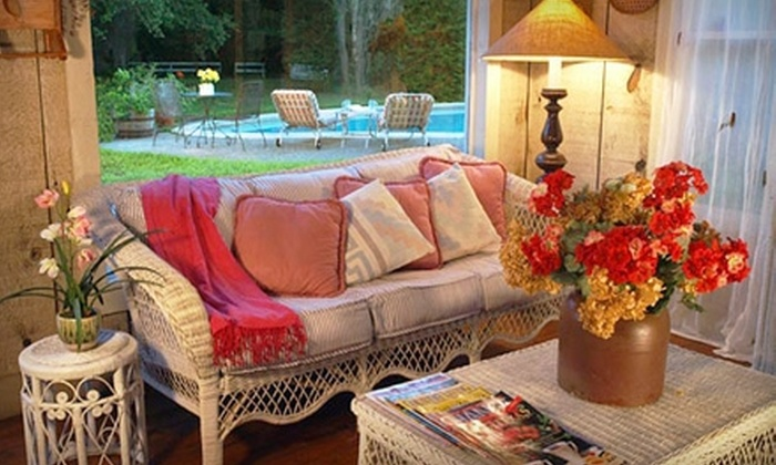 BlissWood Bed and Breakfast - Cat Spring: Two-Night Weeknight Stay for Two or Up to Four at BlissWood Bed and Breakfast in Cat Spring