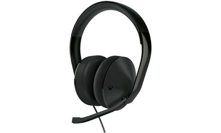 Auriculares estéreo Microsoft Xbox One