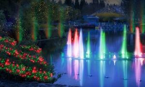 48% Off Admission to Special Events at Gilroy Gardens at Gilroy Gardens, plus 6.0% Cash Back from Ebates.