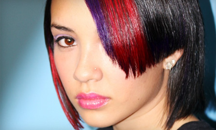Mitsu Sato Hair Academy - Overland Market Place: $20 for $40 Worth of Salon Services at Mitsu Sato Hair Academy in Overland Park