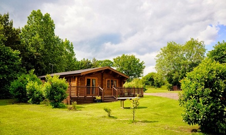 Suffolk: Up to 4-Night Lodge Stay for Four