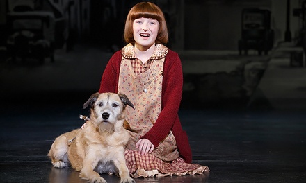 Annie on March 9 at 7:30 p.m.