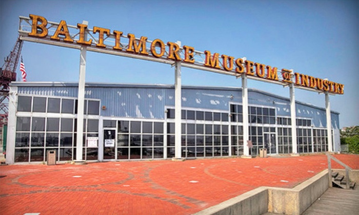 Baltimore Museum of Industry - Baltimore: $25 for a One-Year Household Membership to Baltimore Museum of Industry ($55 Value)