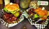 The Bucket-CLOSED - Eagle Rock: $12 for $25 Worth of Burgers and Beer at The Bucket