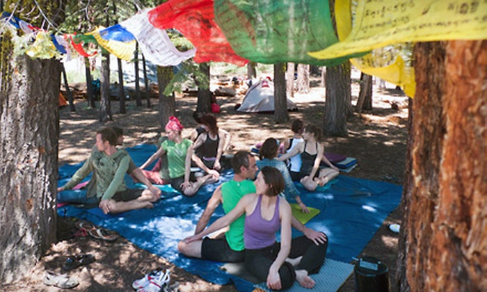 Back to Earth - South Berkeley: Four-Day Outdoor Retreats from Back to Earth