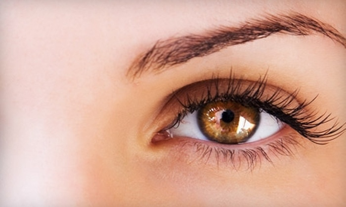 Rebecca's Salon - Le Roy: $50 for Eyelash Extensions ($100 Value) or $15 for $30 Worth of Waxing Services at Rebecca's Salon in Le Roy