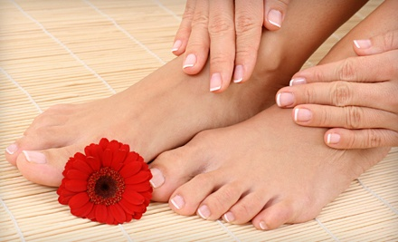 Regular Mani-Pedi (a $35 value) - Madeleine Salon & Spa in North Bergen