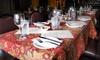 Up to 58% Off Italian Dinner at Il Piccolino Ristorante