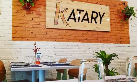 Menú peruano con entrante, principal, postre y bebida para 2 o 4 personas