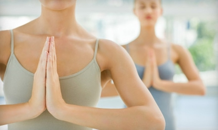 Yogasphere - Newtown: $45 for a 10-Class Card at Yogasphere in Newtown, PA (Up to $135 Value)