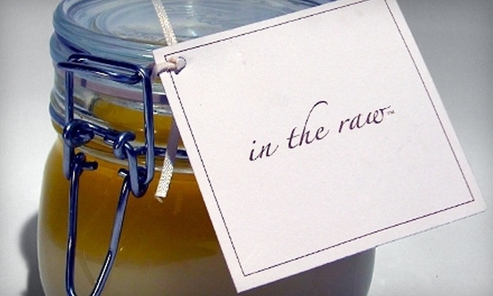 In the Raw: $25 for $50 Worth of Natural and Organic Lotions, Body Washes, and Skincare Products from In the Raw