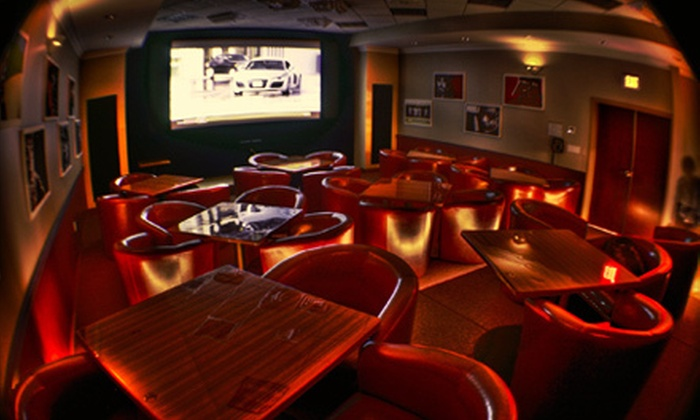 SCREENS Restaurant & Sports Lounge - Clarence: Movie-Awards Screening with Three-Course Dinner for Two, Four, or Six on February 26 at SCREENS Restaurant & Sports Lounge (Up to 68% Off)