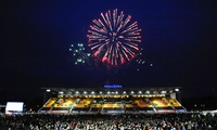 Allianz Park Fireworks Night on 6 November at 7.30 p.m., at Allianz Park