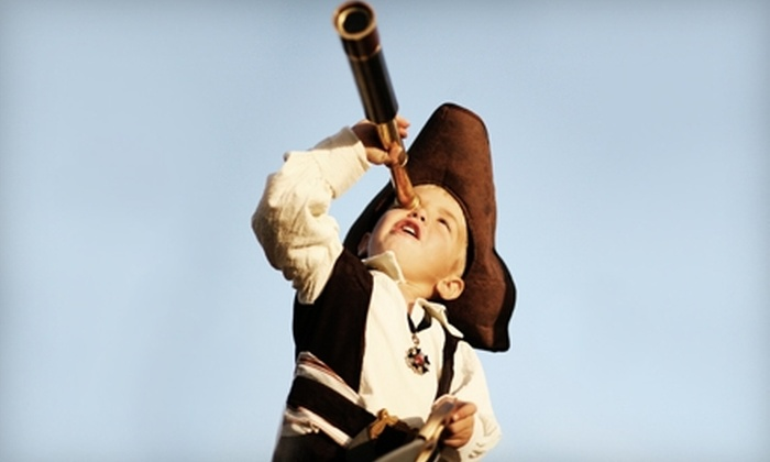 "Golisano Children's Museum of Naples - Old Naples: $2 for One Admission to ""Pirates in the Park"""