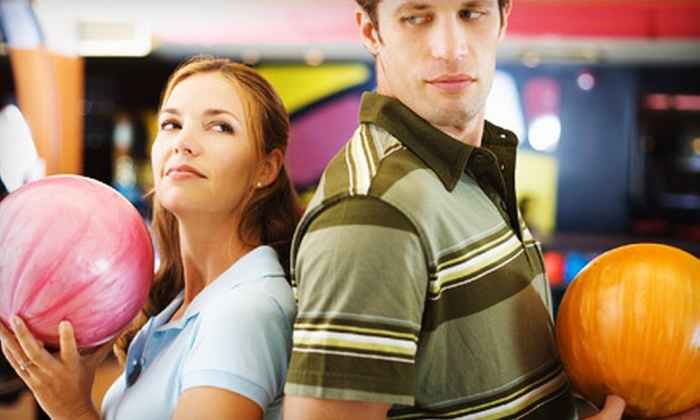 Hunter's Bowling Centres - Multiple Locations: $20 for Bowling for up to Six with Shoe Rental at Fairhaven Bowl and Eastview Bowl (Up to $46.50 value)