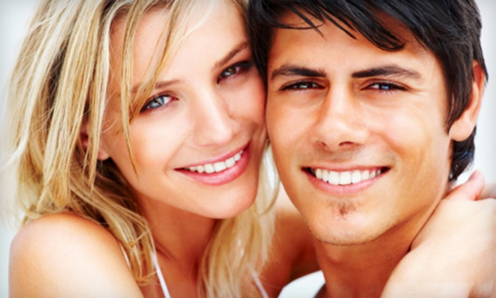 Michigan Cosmetic and Laser Dentistry - Saint Clair Shores: Teeth Cleaning or Whitening at Michigan Cosmetic and Laser Dentistry in St. Clair Shores (Up to 84% Off)