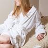 Unisex Soft Terry Cloth Bathrobe