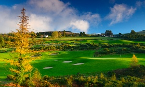 Macreddin Golf Club: 18 Holes of Golf and Pull Trolley for Two or Four at Macreddin Golf Club (Up to 64% Off)