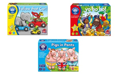 Orchard Toys Matching Game